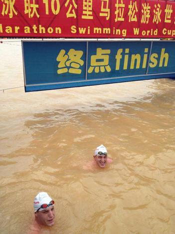 Weltcupsieg Thomas Lurz Shantou/China 1
