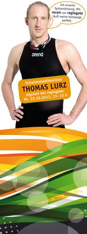 regiogate Aufsteller Thomas Lurz