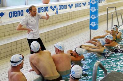 arena swim academy 2013: Thomas Lurz