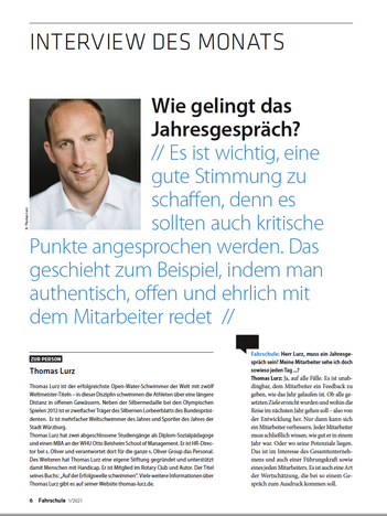 Fachzeitschrift Fahrschule_Thomas Lurz